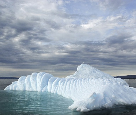 Stunning Images Of Glacial Melt In 'Chasing Ice'