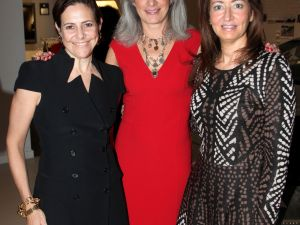 Alexandra Lebenthal, Michelle Smith, and Ellen Leikind at Socialite Poker (PMc)
