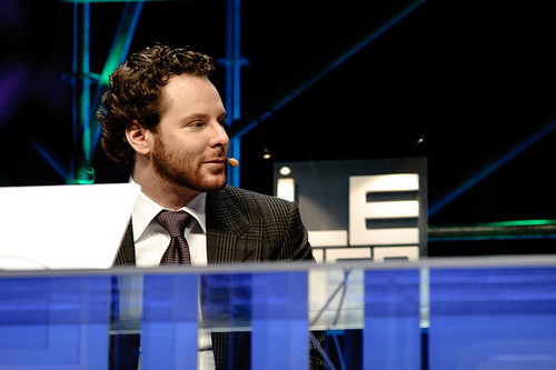 Sean Parker Has Invested in E-Cigarette Maker NJOY, Because Disruption