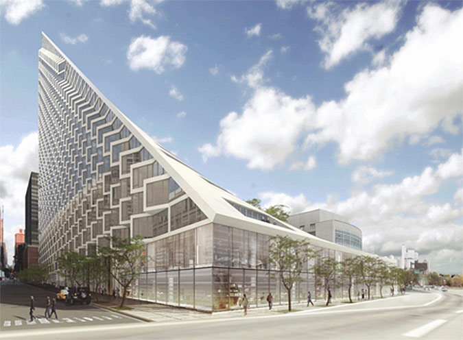 BIG News: Planning Commission Approves Durst's 57th Street Pyramid Apartments