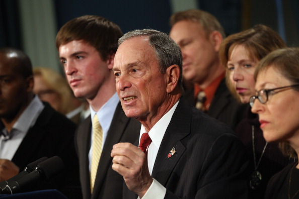 Bloomberg on Guns: 'The Time for Talk Is Over'