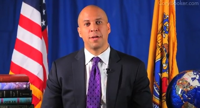 Cory Booker's Spiritual Reading List