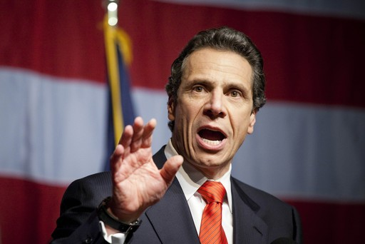 Cuomo Pushes House to Make Vote on Sandy Aid 'A Slam Dunk'