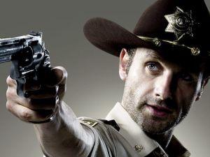 You don't want Rick Grimes as your boyfriend (AMC)