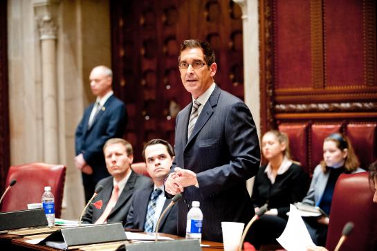 Jeff Klein Snags Teamsters Endorsement