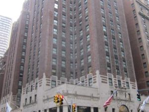 former Hotel Lexington