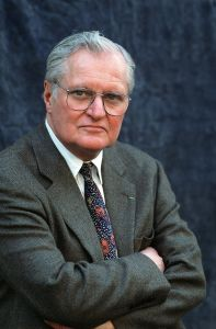 Ashbery in 1996. (Ulf Andersen/Getty Images)