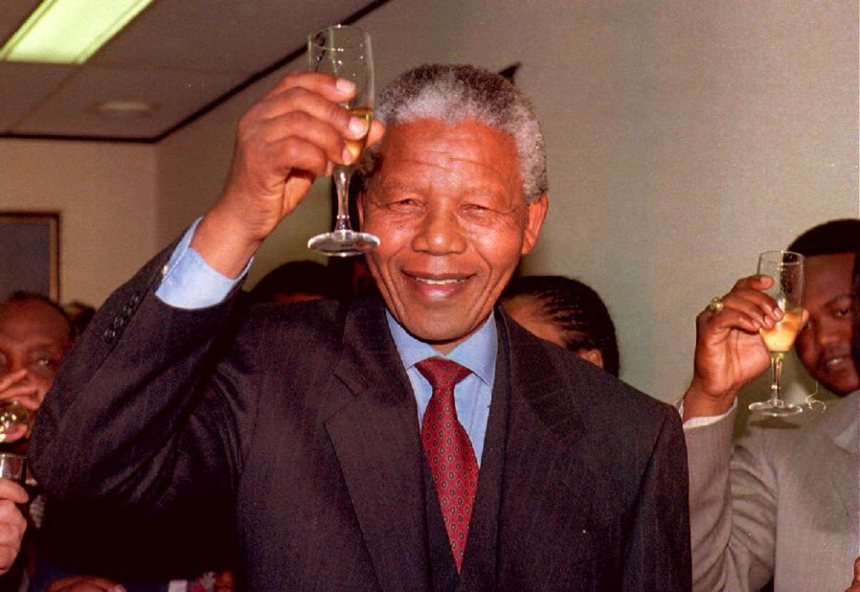 Nelson Mandela Is Quite Picky About His Wine Preferences