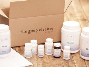 You will no longer be needing these. (GOOP)