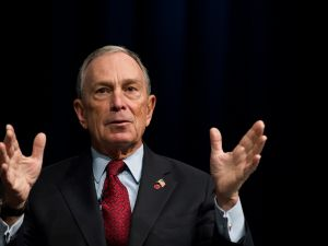 Mayor Michael Bloomberg (Photo: Getty)
