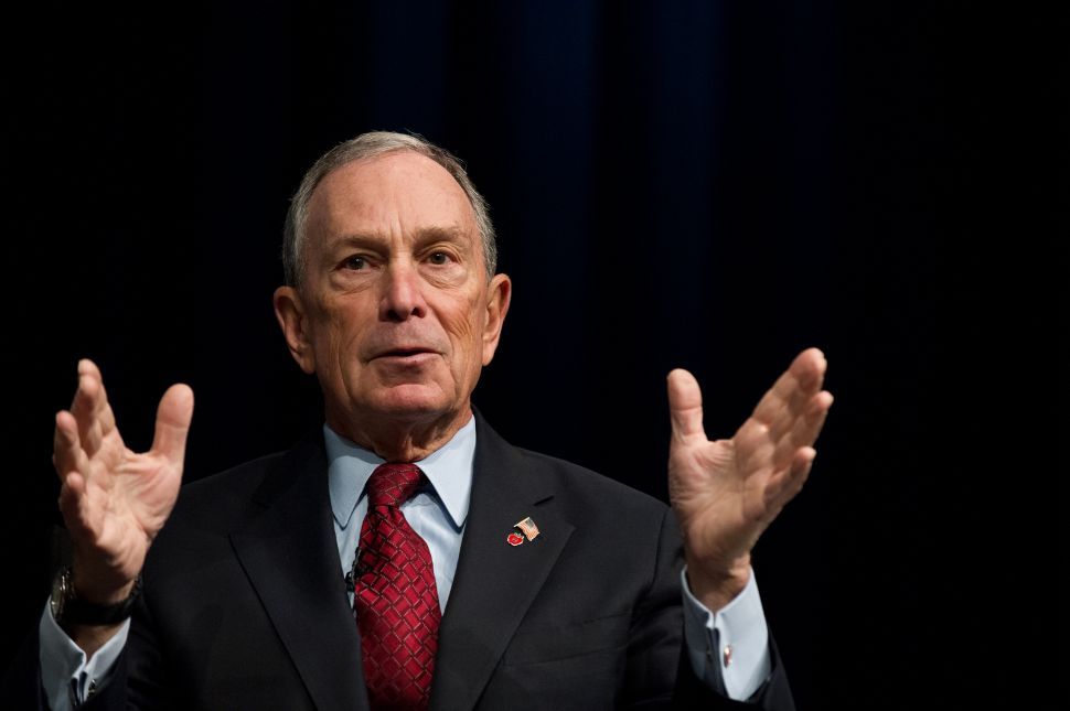 Mayor Bloomberg Cheers Obama's 'Call to Fix the Nation's Broken Gun Laws'