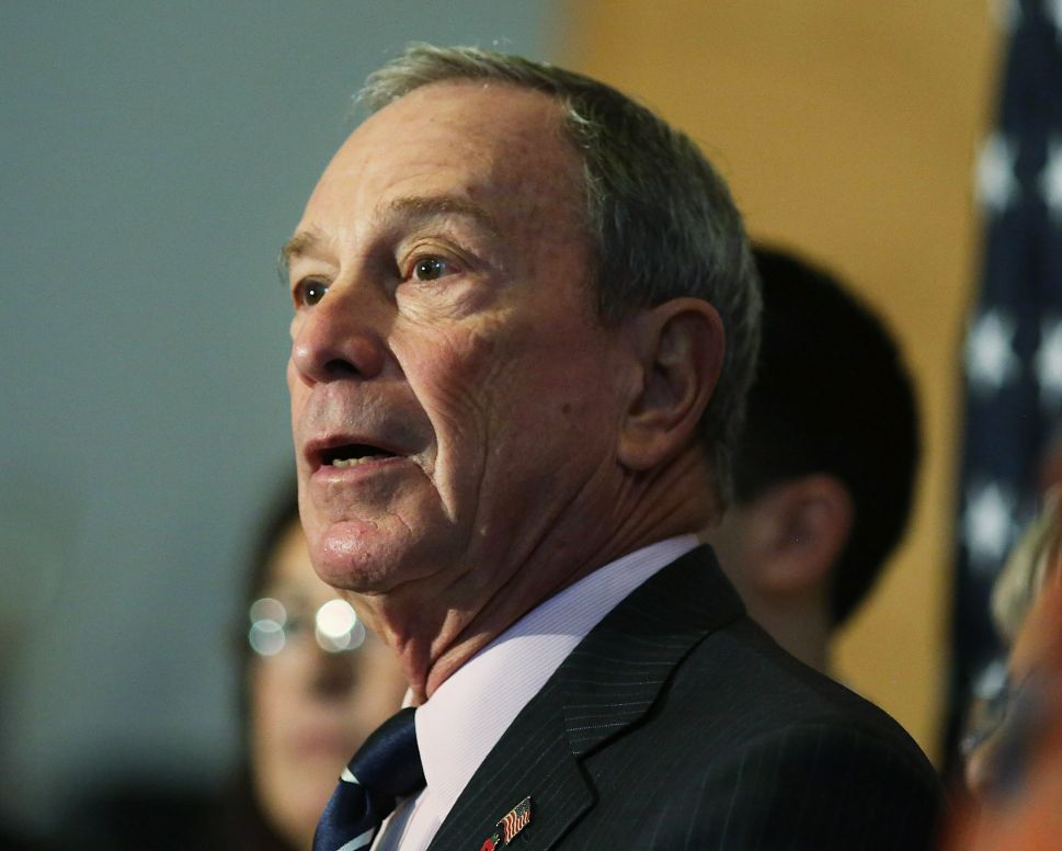 Mayor Bloomberg Calls Sexism Questions 'An Outrage'