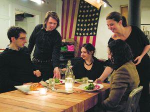 "City|Grit's ""Southern Shabbat"" dinner (Shao-Yu Liu)"