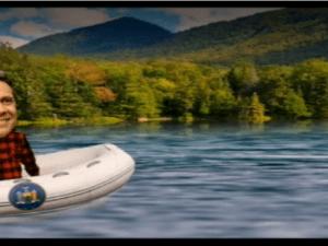 Governor Cuomo's vessel.