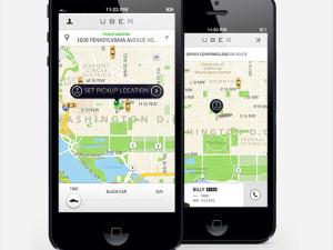 Call a cab. (Photo: Uber)
