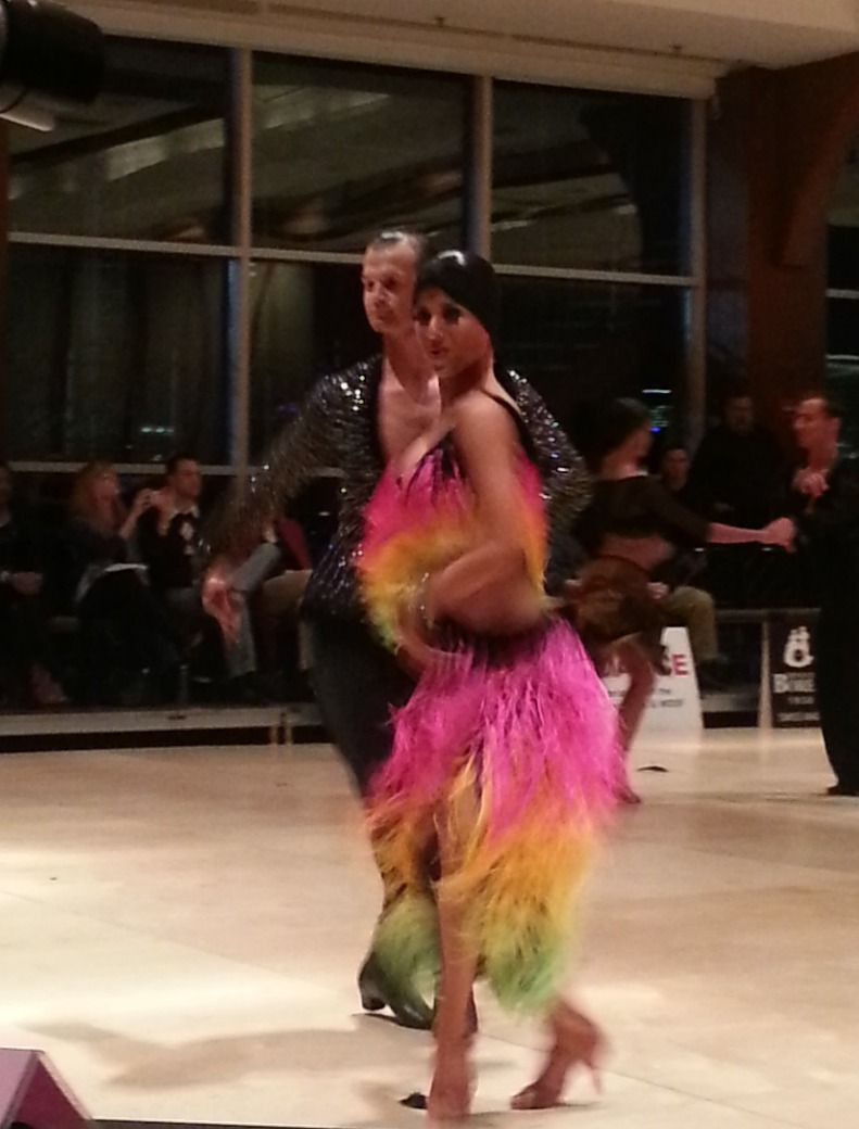 Blue Danube on the Hudson: At the Manhattan Amateur Classic Ballroom Dancing Competition