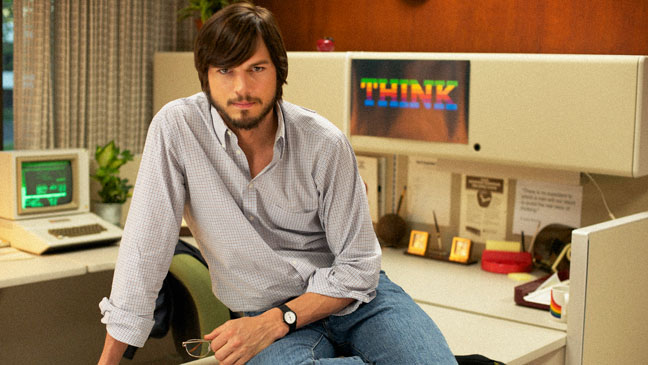 Listen, Ashton Kutcher Is a Tech Guy and Always Has Been, I Don't Know Who Told You Otherwise
