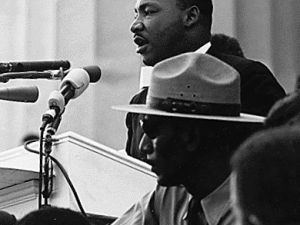 Martin Luther King Jr. (Wikipedia)