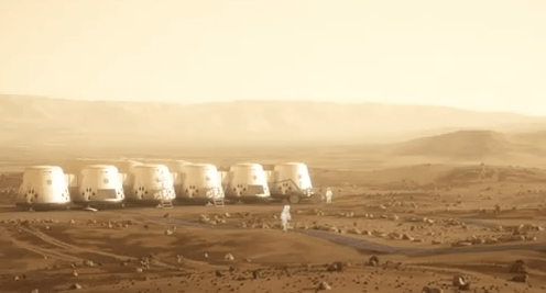 Bad News: Trip to Mars Comes With a Massive Dose of Radiation
