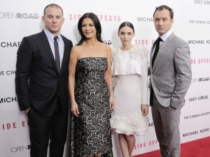 Channing Tatum, Catherine Zeta-Jones, Rooney Mara and Jude Law (Patrick McMullan)