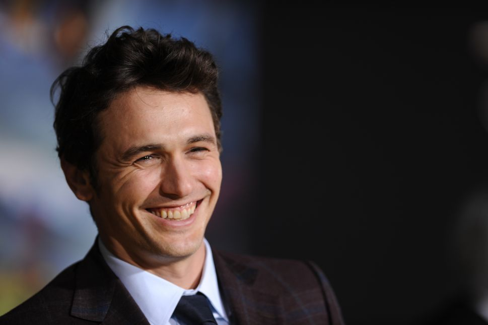 NASCAR Grand Marshal James Franco Opens 'Gay Town' in Berlin