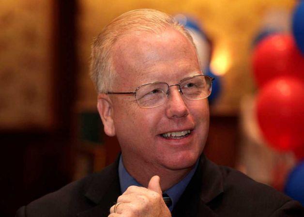 Connecticut Mayor Dubs Blizzard 'Snowtorious B.I.G.'