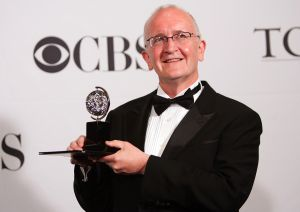 John Doyle. (Evan Agostini/Getty Images)