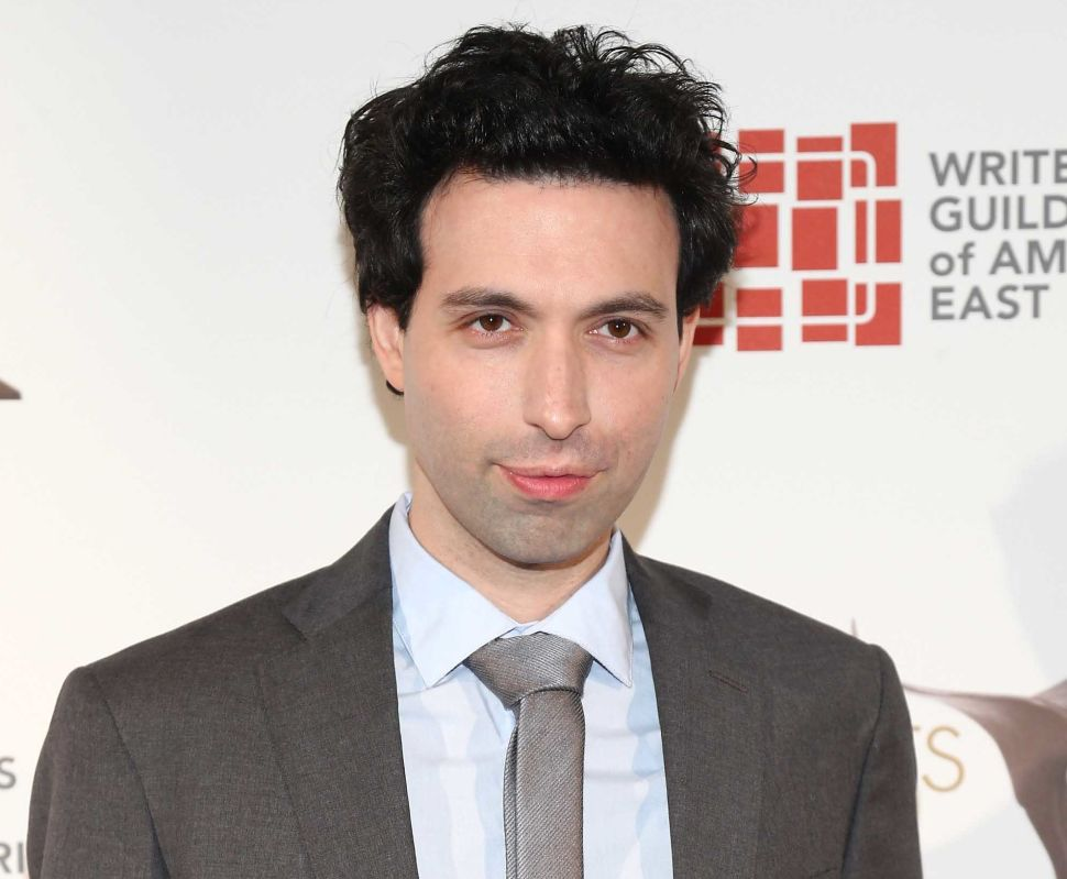 About a Boy: Alex Karpovsky Doesn't Just Think About <em>Girls</em>
