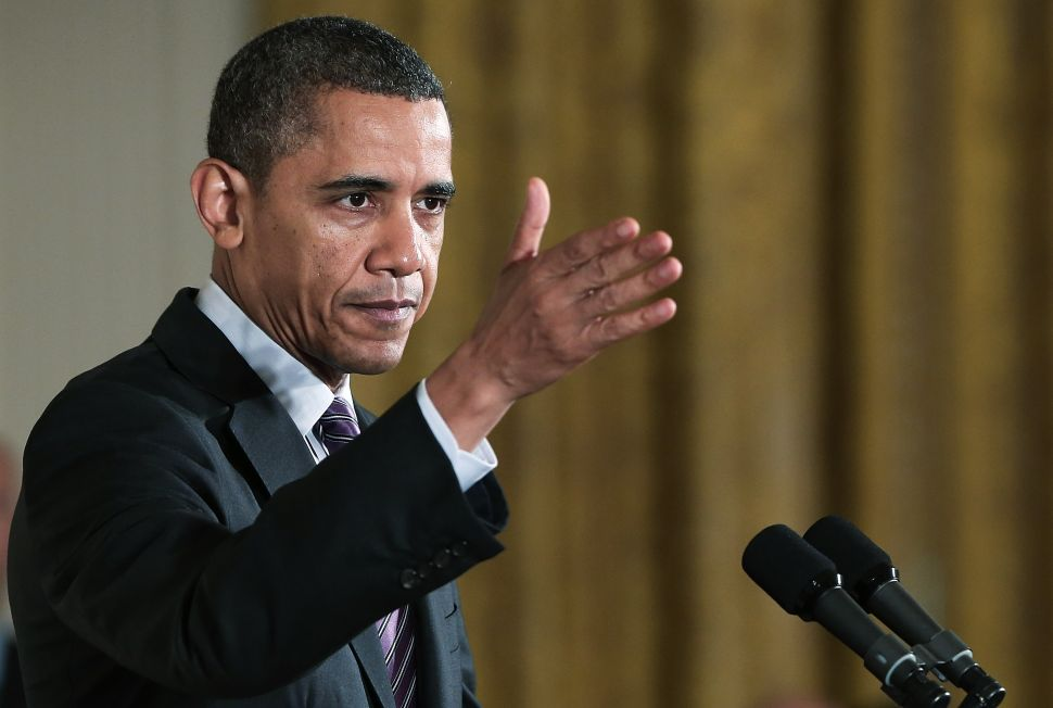 President Obama Cannot Lead from Behind on Public Opinion