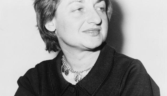 Betty Friedan.