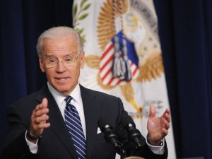 Vice President Joseph Biden. (Photo: Getty)