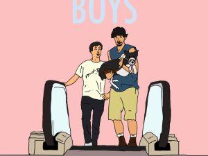 Boys (illustration by Alex Bedder)