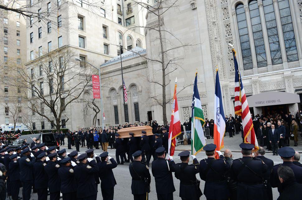 New York Pols Bid Farewell to 'Quintessential New Yorker' Ed Koch