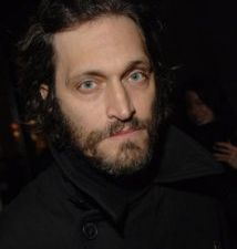 Don't worry, 100 Eleventh Avenue residents, Rasputin has not risen from the dead—that's just Vincent Gallo.