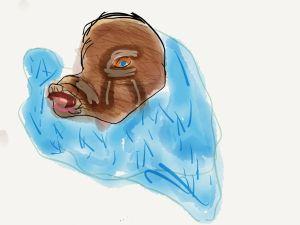 Artist rendition of Leo