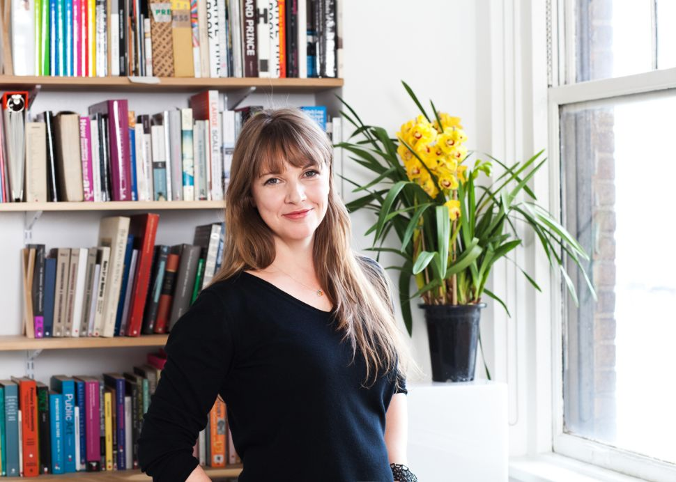 Kate Fowle to Garage CCC
