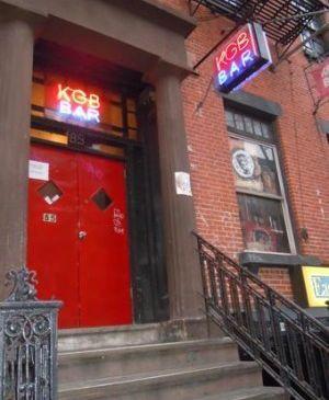 KGB Bar (Yeah New York)