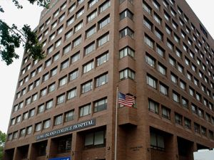 Brooklyn politicians hope that landmarking LICH will keep SUNY Downstate from closing it.