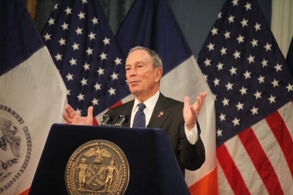 John Liu Slams Bloomberg's 'Selective Retelling of History'