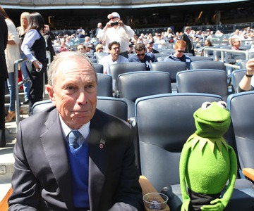Mayor Bloomberg Attempts to Make a Cuddly Internet Listicle