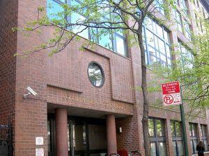 Central Park West Enemy No. 1: Columbia Grammar and Preparatory School.