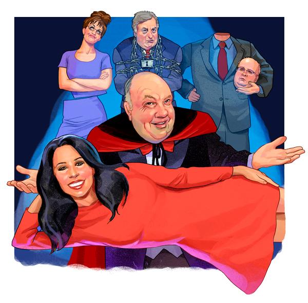Andrea Tantaros, Fox's New 'It' Girl