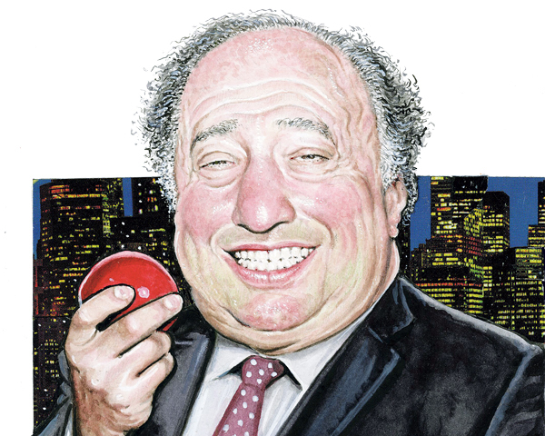 Greek Lightning: John Catsimatidis Hopes His Millions Can Electrify a Long-Shot Mayoral Bid