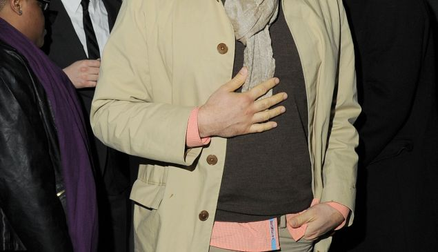 Billy Zane, looking sharp (Nicholas Hunt / Patrick McMullan)