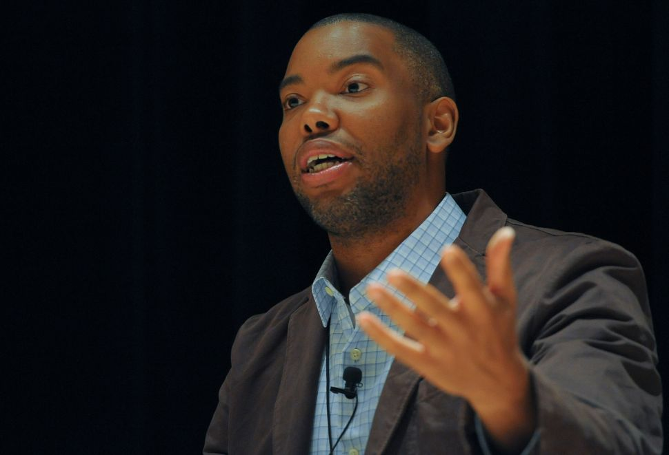 What Ta-Nehisi Coates Can Learn From the Jewish Experience