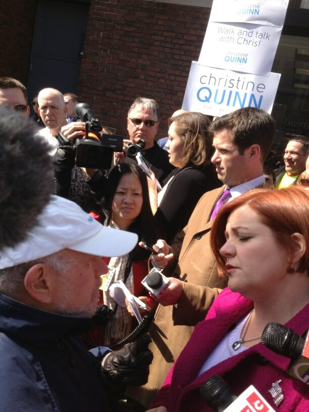 Chris Quinn Confronts Controversy Over Term Limits in Queens