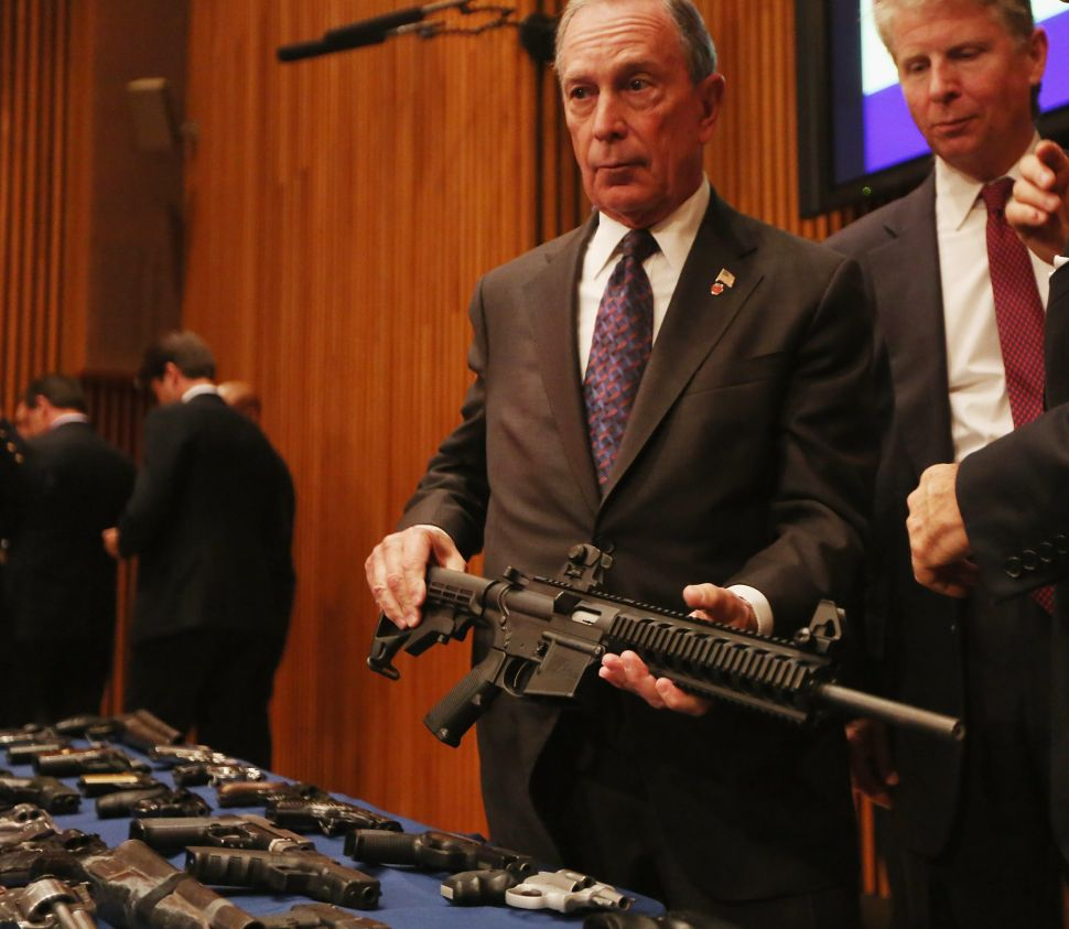 After Aurora: How Mayor Bloomberg Planned to Make the Next Massacre Count