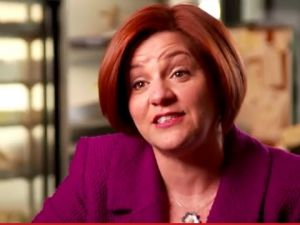 Christine Quinn (Photo: YouTube)