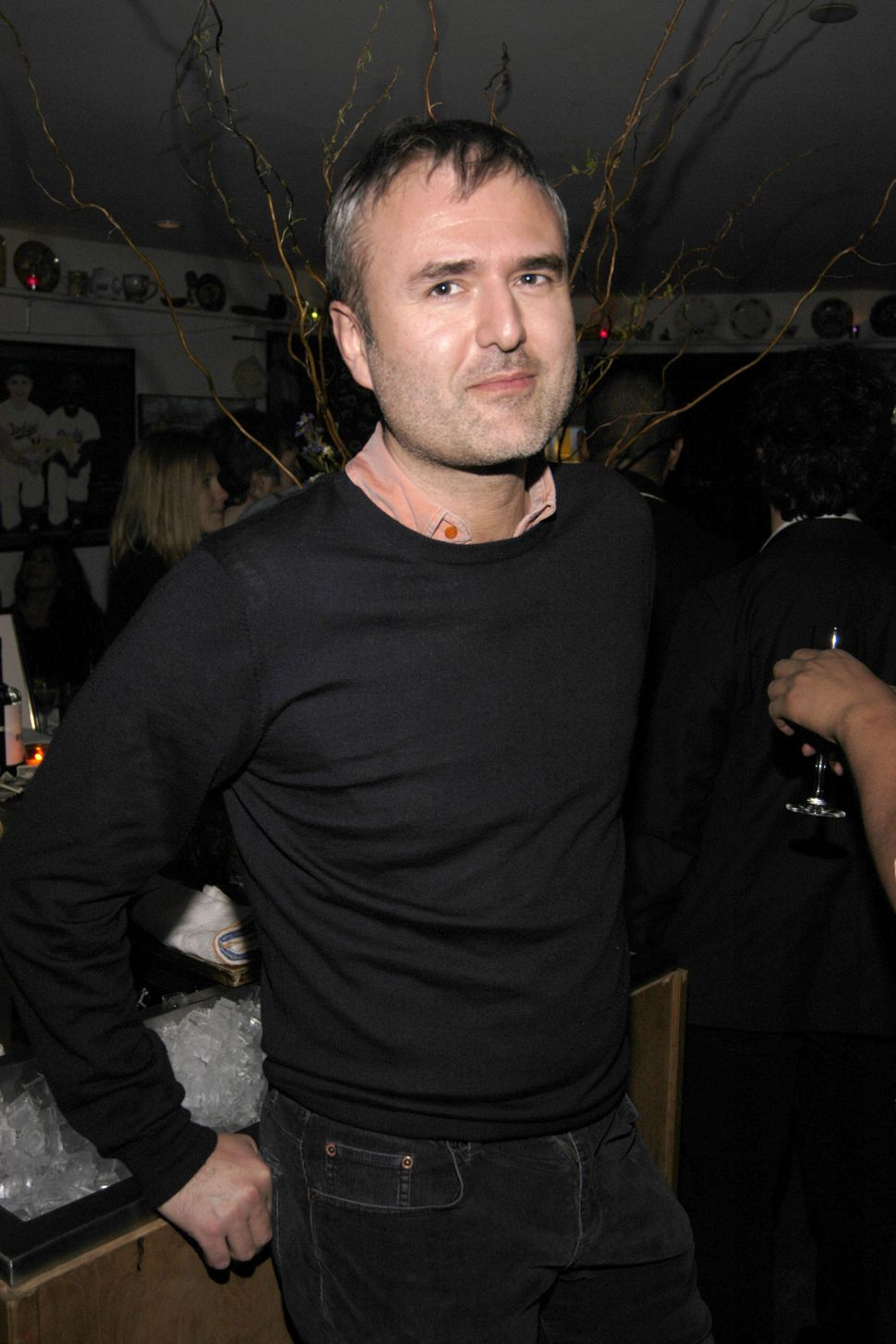 Deadliest Klatsch: Nick Denton Gives Gawker's Drive-By Peanut Gallery a Promotion