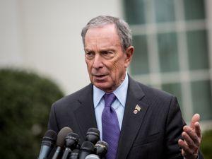 Mayor Michael Bloomberg.(Photo: Getty)